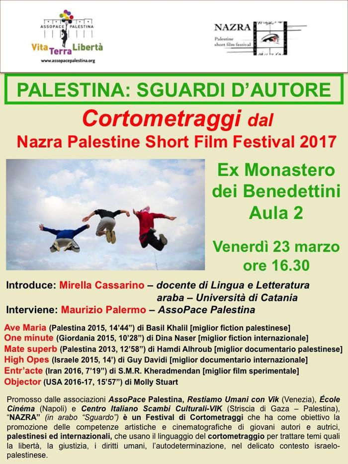 Catania2_locandina Benedettini 23 marzo