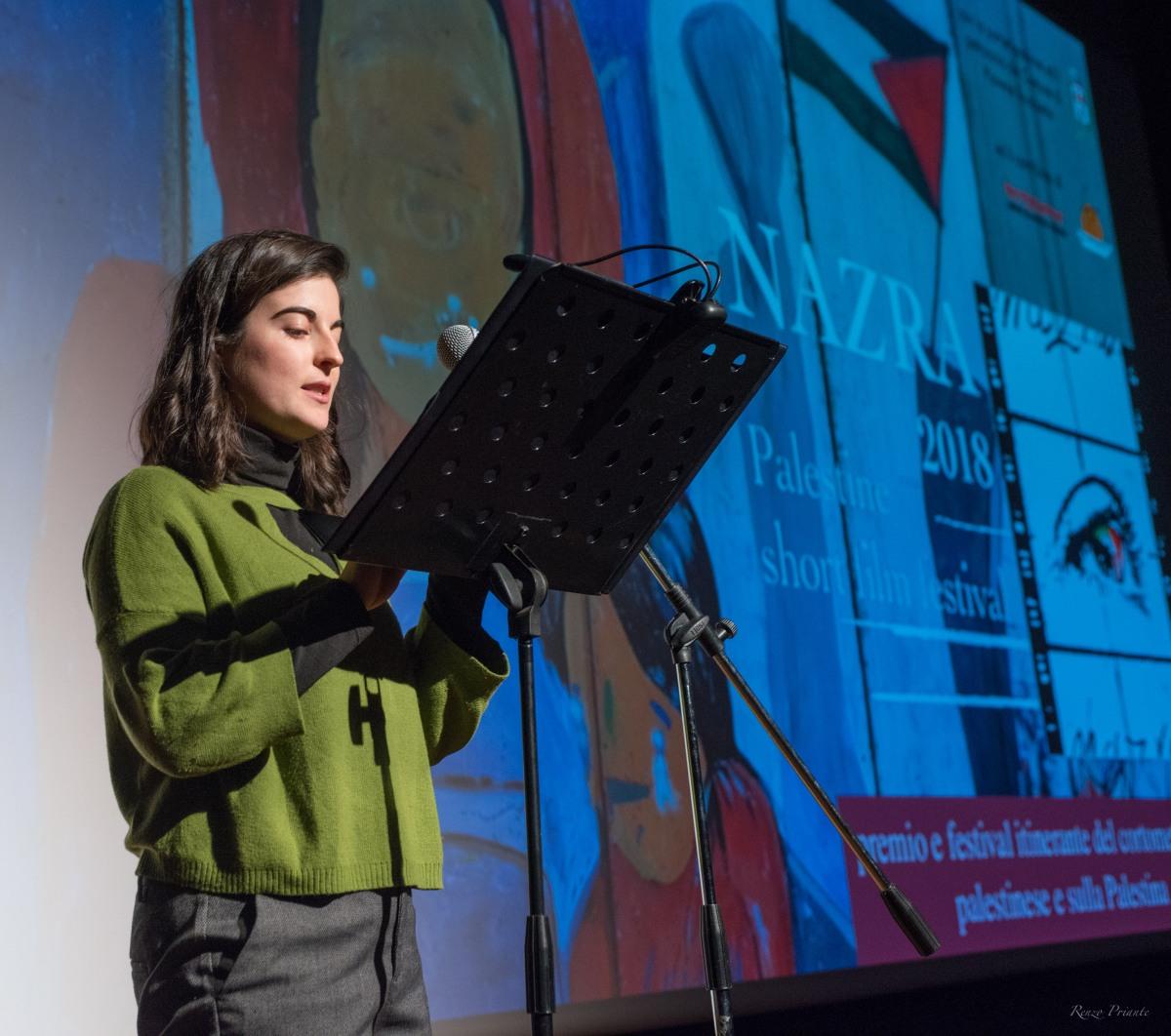 Giornata della memoria. Proiezione cortometraggi palestinesi. Futuro Presente