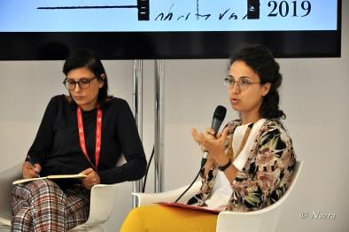 Amina Hussein, Nazra Trento, comunicazione, segreteria, traduzione