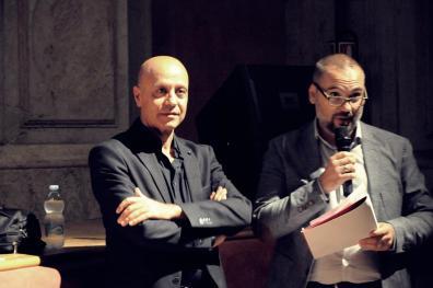 Nabil Salameh e Simone Sibilio, direttore artisticoirett